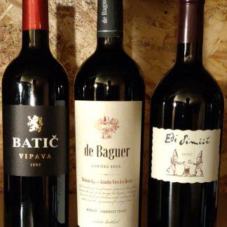 Rødvin smagekasse 1
